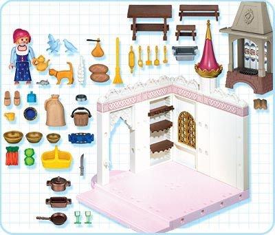 Notice cuisine playmobil for Playmobil cuisine
