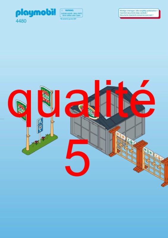 Articles de boblebrestois playmobil tagg s notice for Jardinerie par internet