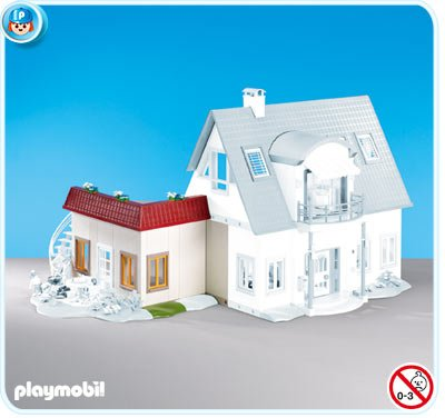 Articles de boblebrestois playmobil tagg s notice for Maison playmobil 4279