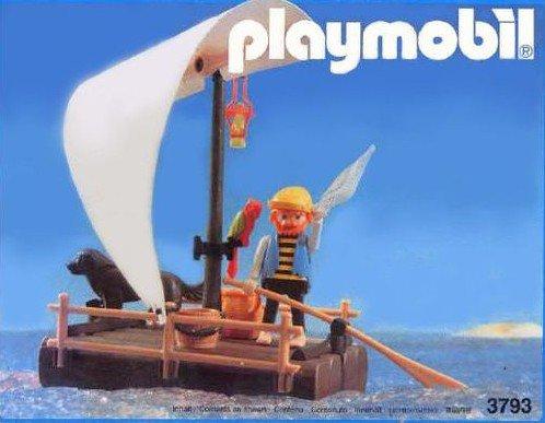 6a sp cial histoire soldat piraterie bateau radeau 3793 corsaire radeau blog de - Playmobil bateau corsaire ...