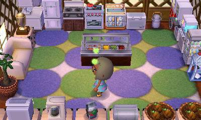 Comme Un Air De Cuisine Animal Crossing New Leaf