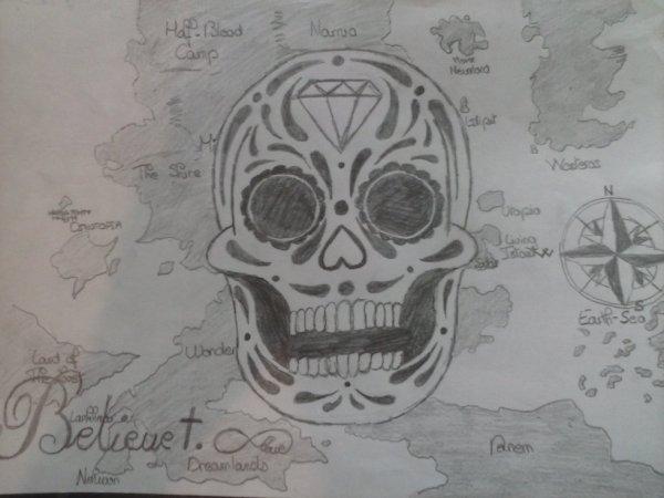 Juste un dessin qui m'a prit .. 1 heure ! :)
