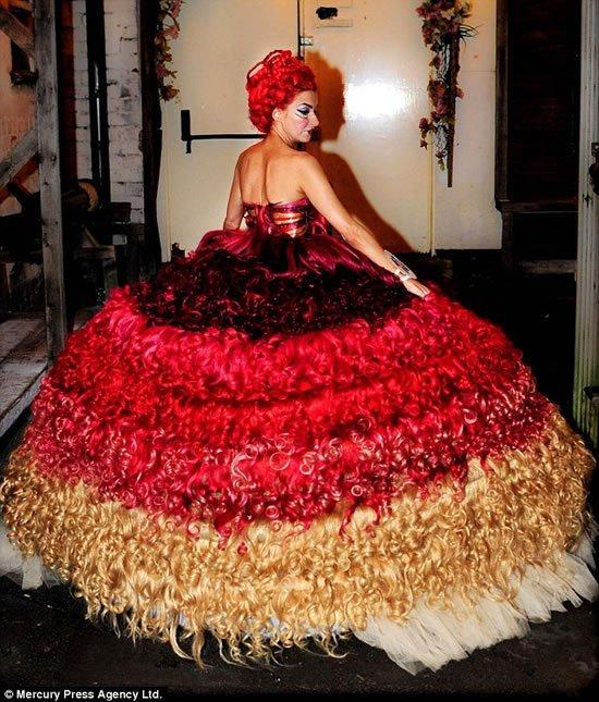 Gypsy Wedding Dress Cost In American Dollars