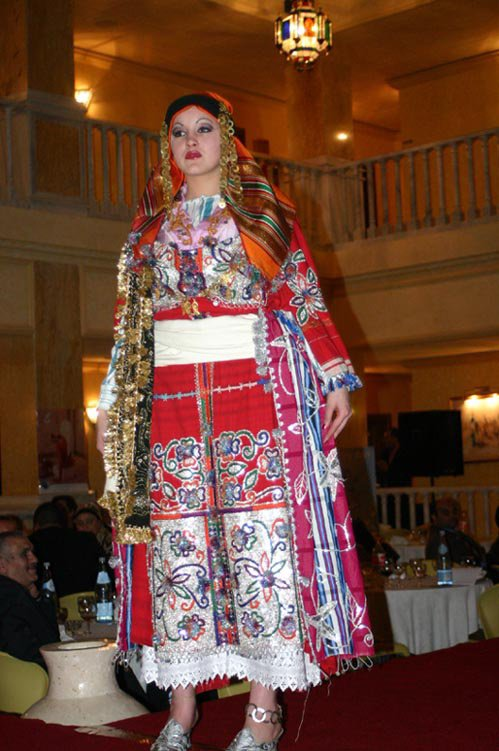 Costumes Traditionnels Costume Traditionnel Tunisien