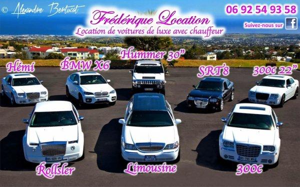 Frederique Location Mariage Quot Ile De La Reunion Quot Limousine