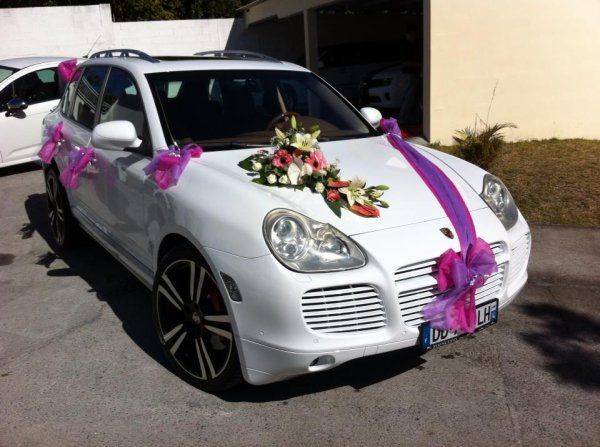 location porsche cayenne turbo s mariage reunion 0692 54 93 58 location voiture mariage. Black Bedroom Furniture Sets. Home Design Ideas