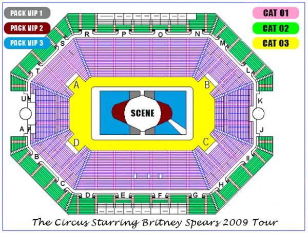 plan de la salle pour les concerts 224 bercy fabulous