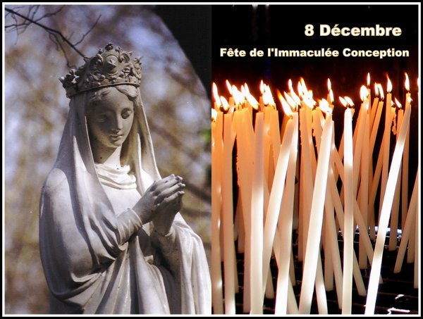 F�TE DE L'IMMACULEE CONCEPTION