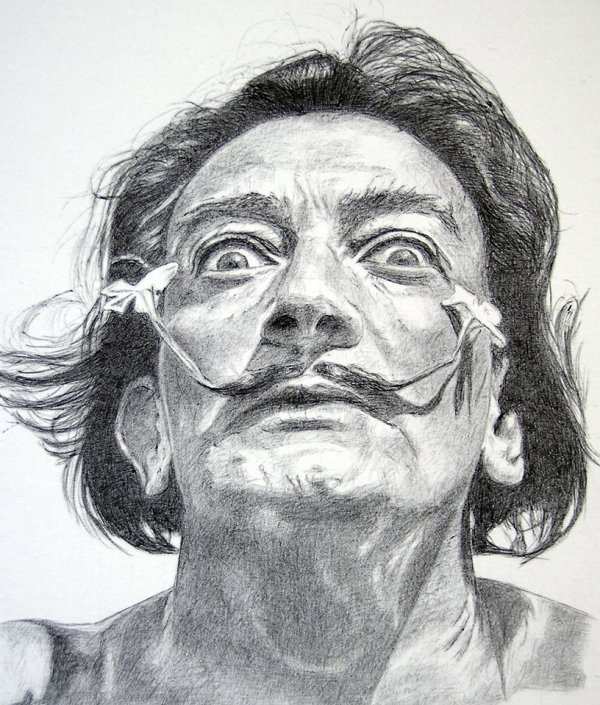 MANVALE DESSINS - SALVATOR DALI