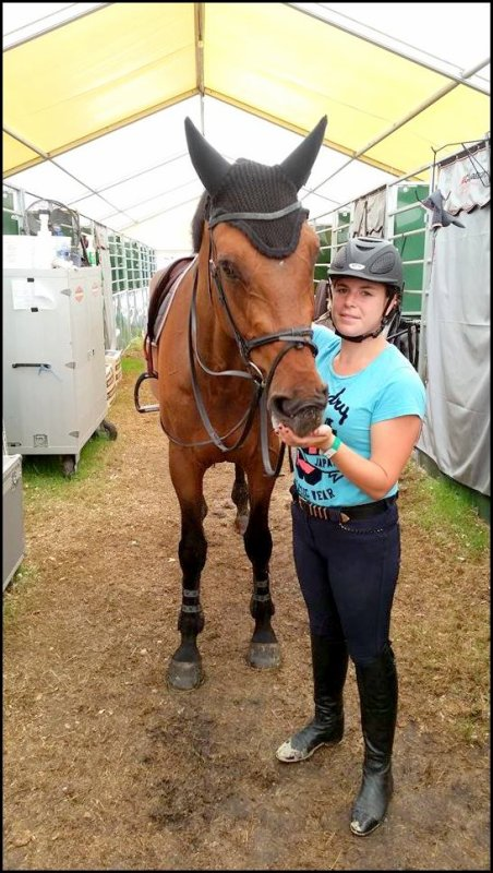 CELINE GROOM EQUESTRE EN HOLLANDE