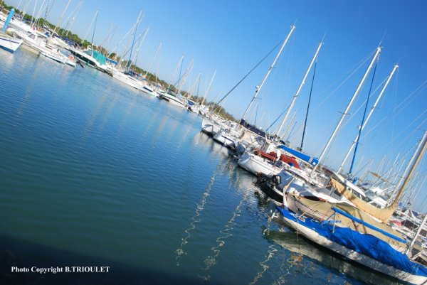 PORT DE VENDRES - H�RAULT