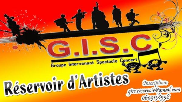 INSCRIPTION :GISC R�SERVOIR D'ARTISTES  Actions humaines et tu montes sur sc�ne. de 18h � 20h - Hall du Cap Cin�ma, Pont Rouge