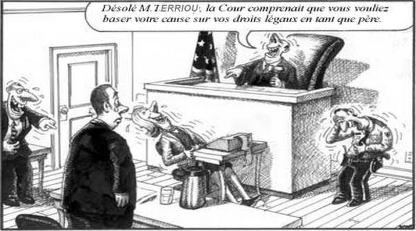 France et la corruption judiciaire