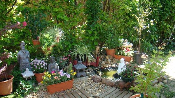 Mon jardin blog de niki1958 for Photo de petit jardin zen