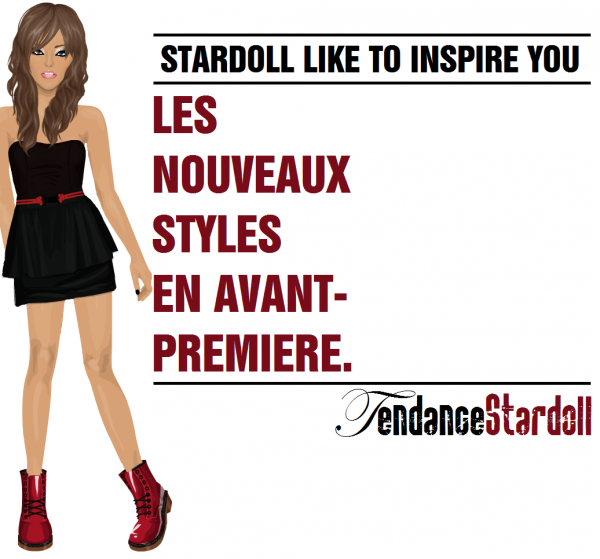 ϟ TendancesStardoll, introduction du blog