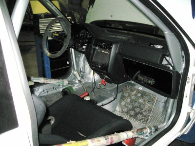 106 rallye de laurent team girault sport for Interieur 106 sport