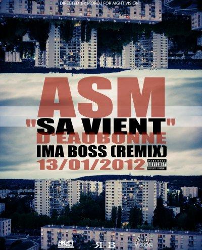 """#13/02/2013 """"ASM - SA VIENT D'EAUBONNE"""""""