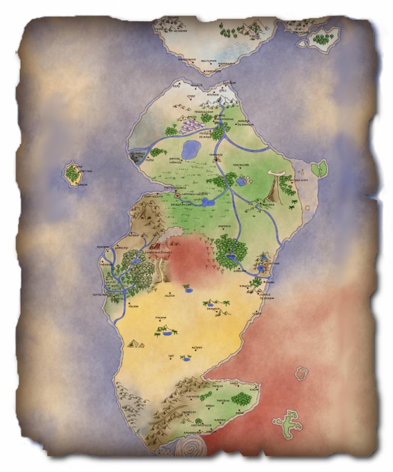Cartes du Continent 3231559891_2_2_t7FNDu7l