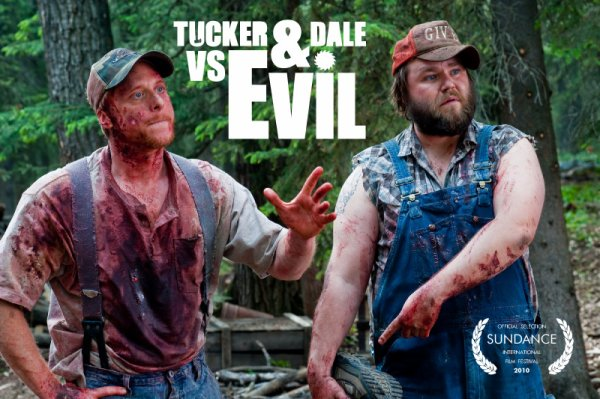 Tucker & Dale Fightent le mal.