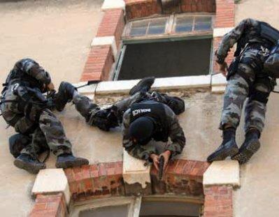 Sp cialiste du raid et du gipn blog de info defense for Police nationale lille