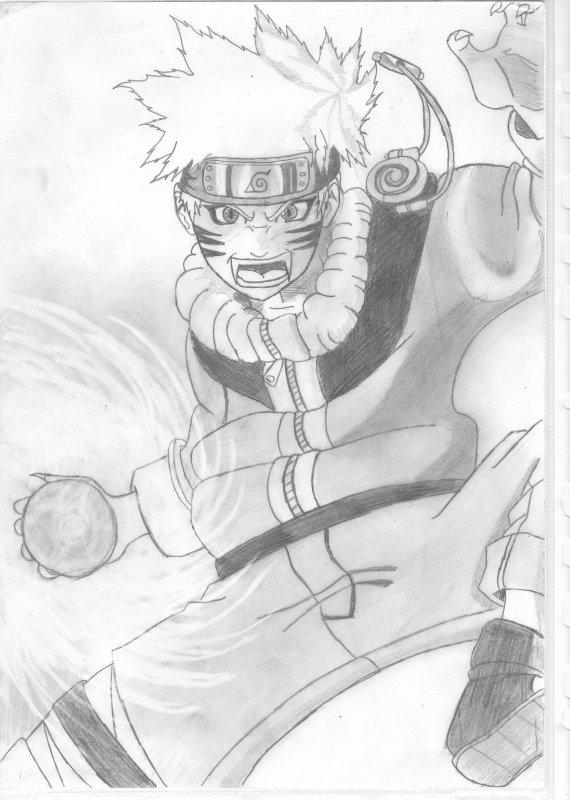 Naruto rasengan mes dessins de manga - Manga naruto dessin ...