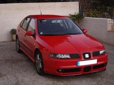 seat leon 1 top sport 2004 le blog des voitures de tout genre d 39 hier. Black Bedroom Furniture Sets. Home Design Ideas