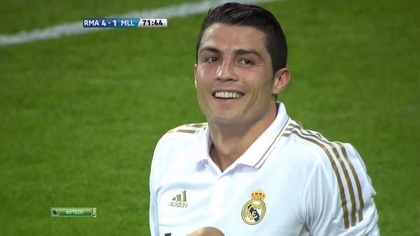 Cristiano Ronaldo vs Mallorca