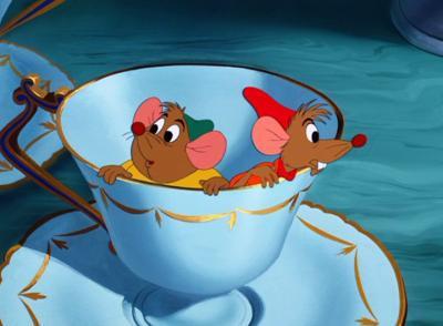 Cendrillon jack et gus o disneymagic o we disney - Cendrillon dessin anime walt disney ...