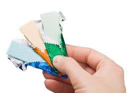 ~ Chewing-gum , LE RETOUR ~