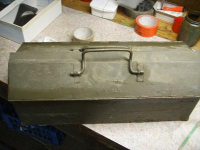 Derni res trouvailles suite jeep willys us wwii - Petite caisse a outil ...