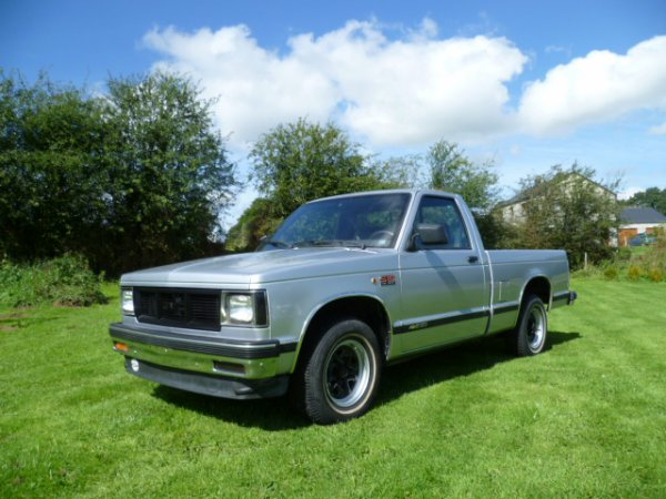 chevrolet s10 2 5 utilitaire 4x2 automatique de 1992 blog de ford26m. Black Bedroom Furniture Sets. Home Design Ideas