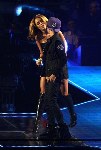 Miley Cyrus Et Justin Bieber Mgs Madison Square Garden Ny Miley Cyrus Official