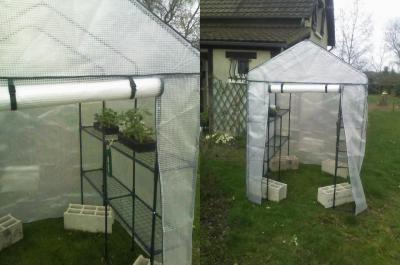 Petite serre de jardin lidl for Petite serre de jardin