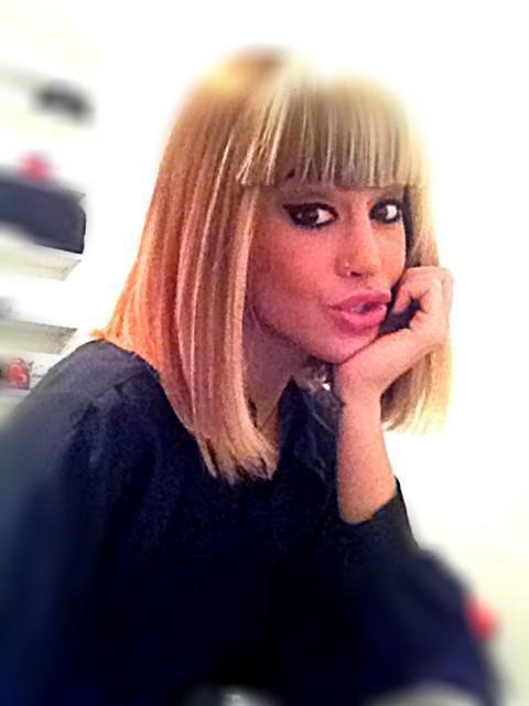 Dafina Zeqiri 2012 Dafina Zeqiri - Duffy e New