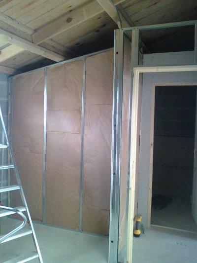 faire une ouverture dans un mur en parpaing pour faire une cloison en placo doubl pour faire. Black Bedroom Furniture Sets. Home Design Ideas