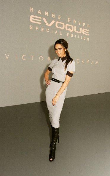 Victoria Beckham lance son �dition sp�ciale de la Range Rover Evoque � P�kin