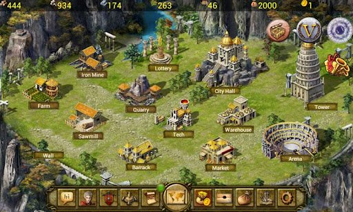 Build Age Of Empire  Fr