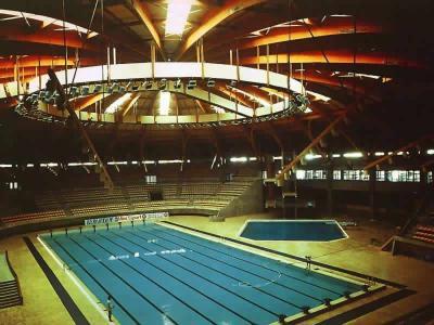Complexe sportif mohammed v piscine olympique for Complexe mohamed 5 piscine