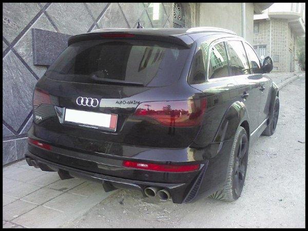 Prix Audi q7 Audi q7 Ppi