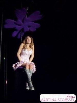 Violetta En Vivo Barcelone!