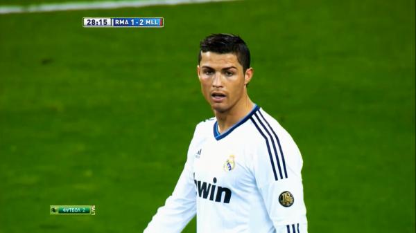 Ronaldo vs Real Mallorca