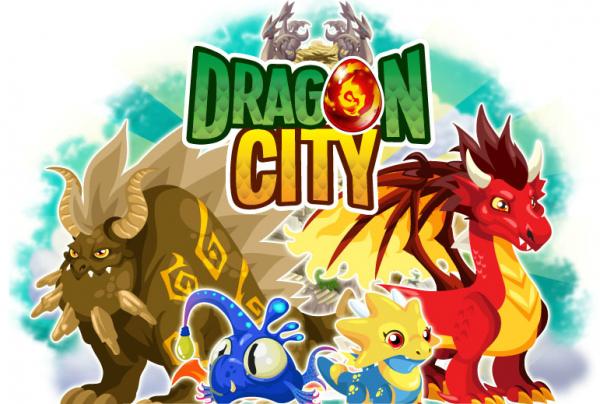 bienvenu � dragon city