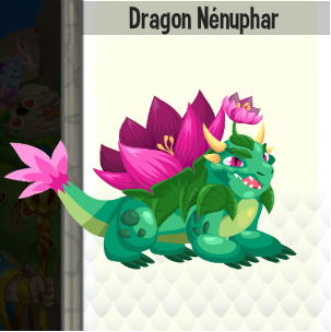 Dragon n�nuphar