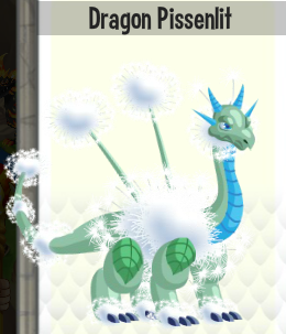 Dragon pissenlit