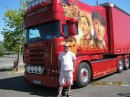 Photo de camionneur