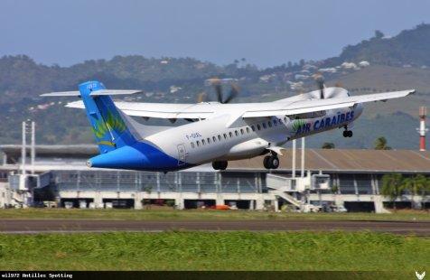 Air Cara�bes > ATR-72