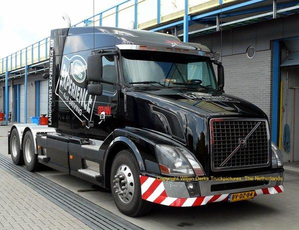 Volvo VNL 630 Sevan Zaltbommel The Netherlands