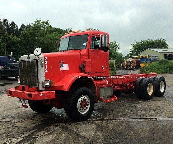 5 peterbilt 357 6x6 dumptrucks for sale in bristol  avon  united kingdom