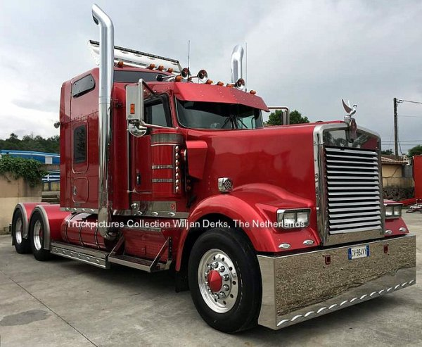 kenworth w900 casteljaloux france american trucks camions us. Black Bedroom Furniture Sets. Home Design Ideas