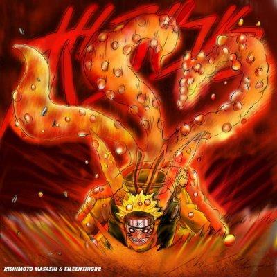 Naruto en d mon renard naruto - Naruto renard ...